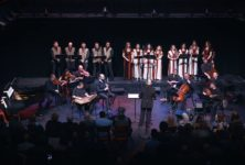 Arabic Sounds of Canada – The Canadian Arabic Orchestra