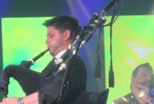 Irish-Scottish band