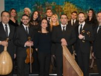 Founders of the Canadian Arabic Orchestra