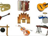 Quiz. Musical instruments
