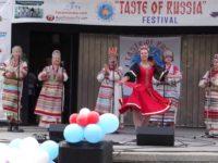 Taste of Russia festival