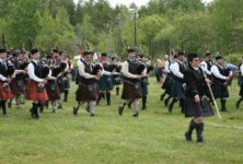 The American Rogues at the Greater Moncton Highland Games