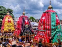 Ratha-Yatra on the 14th and 15th of July