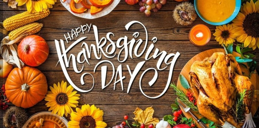 Happy Thanksgiving Weekend to Everyone!