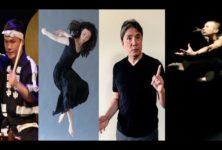 Rhythm, Stories, Movement by Nagata Shachu