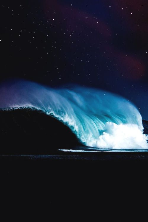 Cool Waves Night
