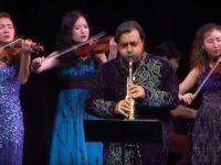 Julian Milkis and the Siberian Virtuosi
