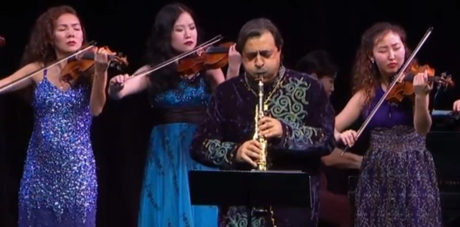Julian Milkis and the Siberian Virtuosi