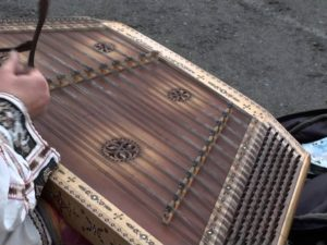 Tsymbaly Ukrainian Folk Music Instrument