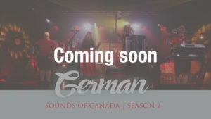 Sounds Of Canada Preview New