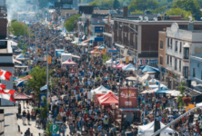 Taste of the Danforth