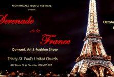 Serenade de la France