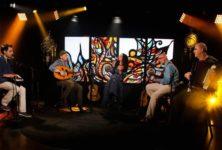 Maayan Band's live concert at the ECG Studio